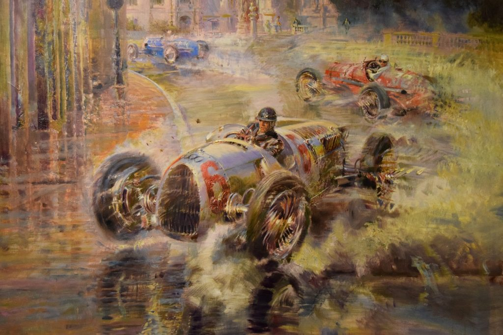 Pre War Racing Car