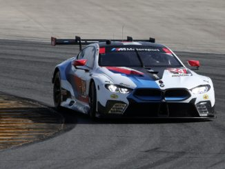 BMW M8 GTE at Rolex 24