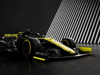 Renault F1 Team 2019 Car
