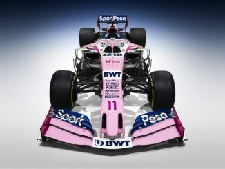 SportPesa Racing Point F1 2019 Car