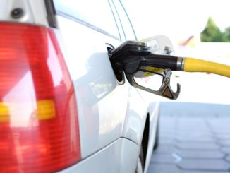 Petrol prices at the pumps