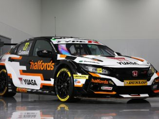 Halfords Yuasa Racing Honda Civic Type R Profile