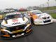 Honda Civic Type R in action at Brands Hatch