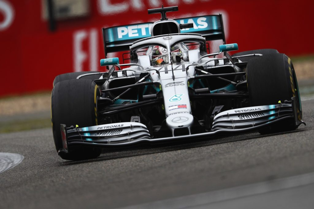 Lewis Hamiltion wins at the Chinese Grand Prix
