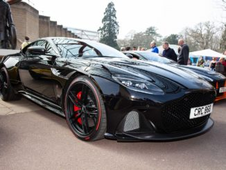 DBS Superleggera Tag Heuer Edition at Beaulieu