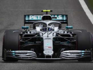 Valtteri Bottas in pole for Chinese GP