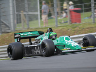Martin Stretton, Tyrrell 012 - Historic Formula One