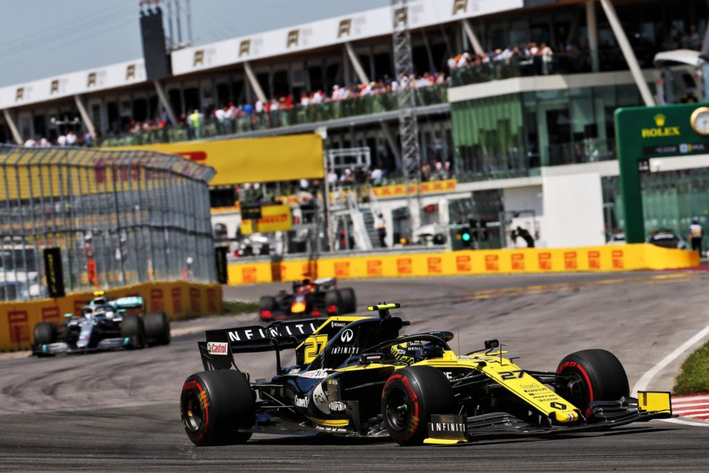 Renault F1 Team scored valuable points