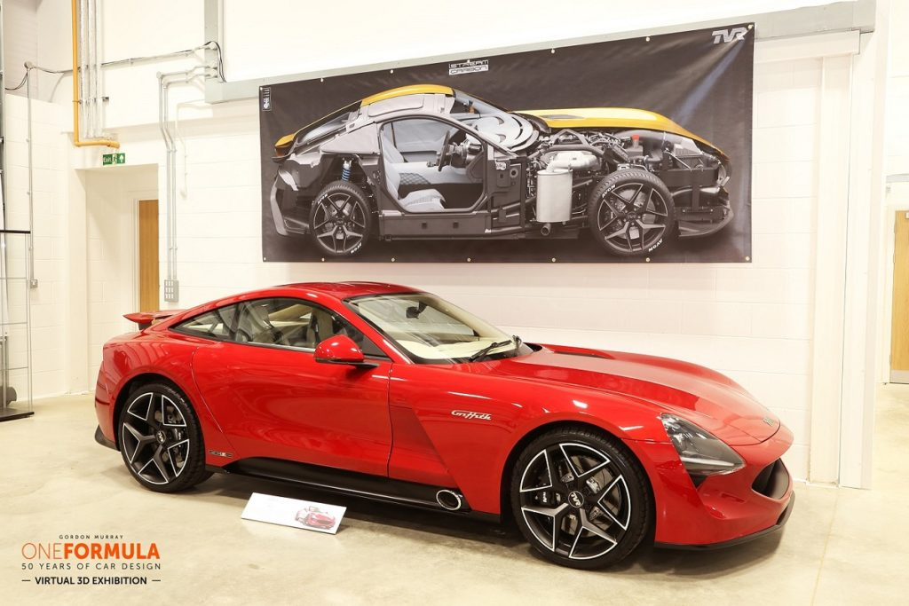 TVR Griffith Design