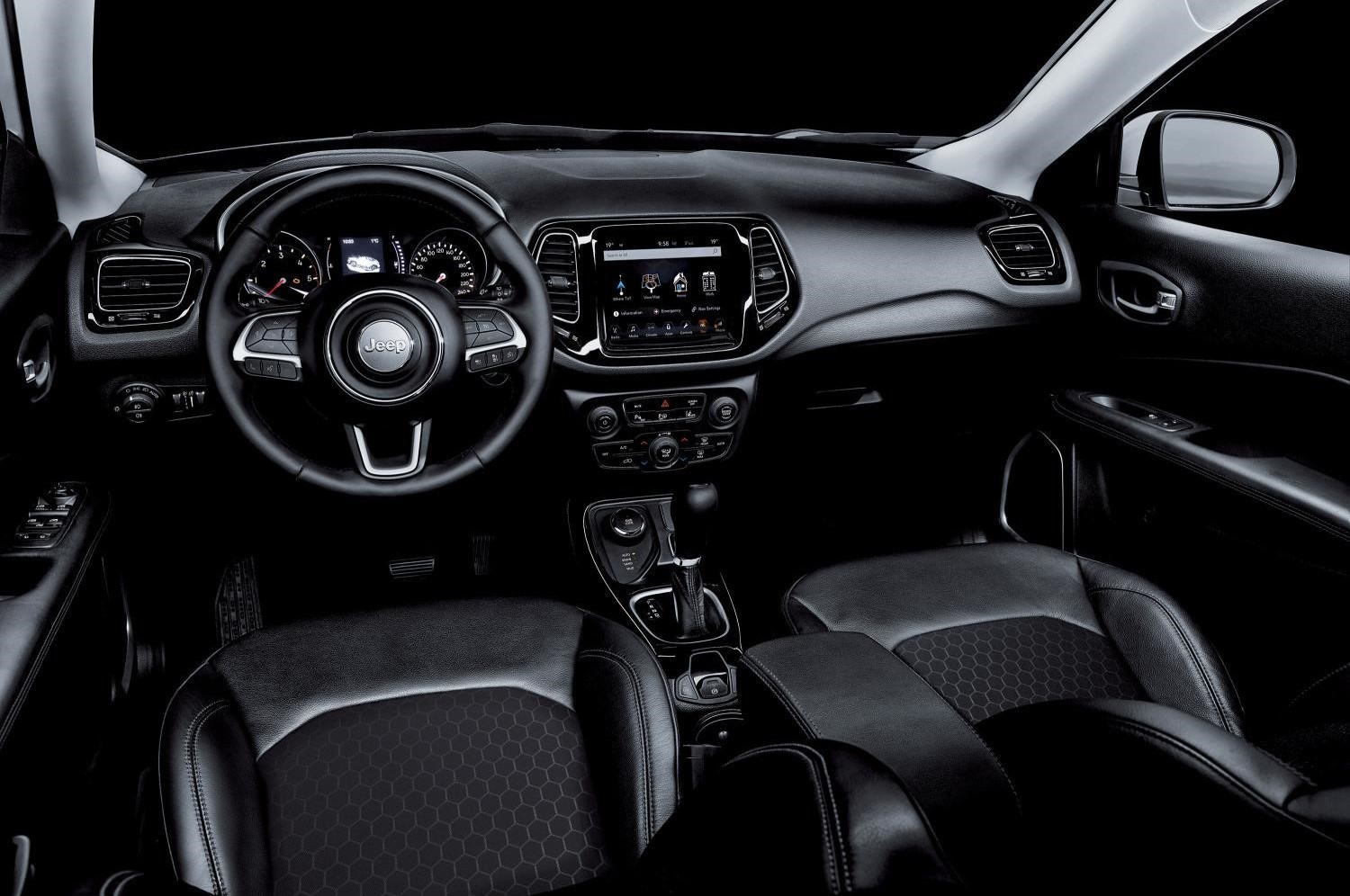Jeep Compass Specifications Prices Carwow