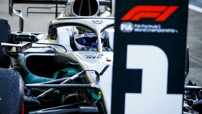 Valtteri Bottas wins the Japanese Grand Prix
