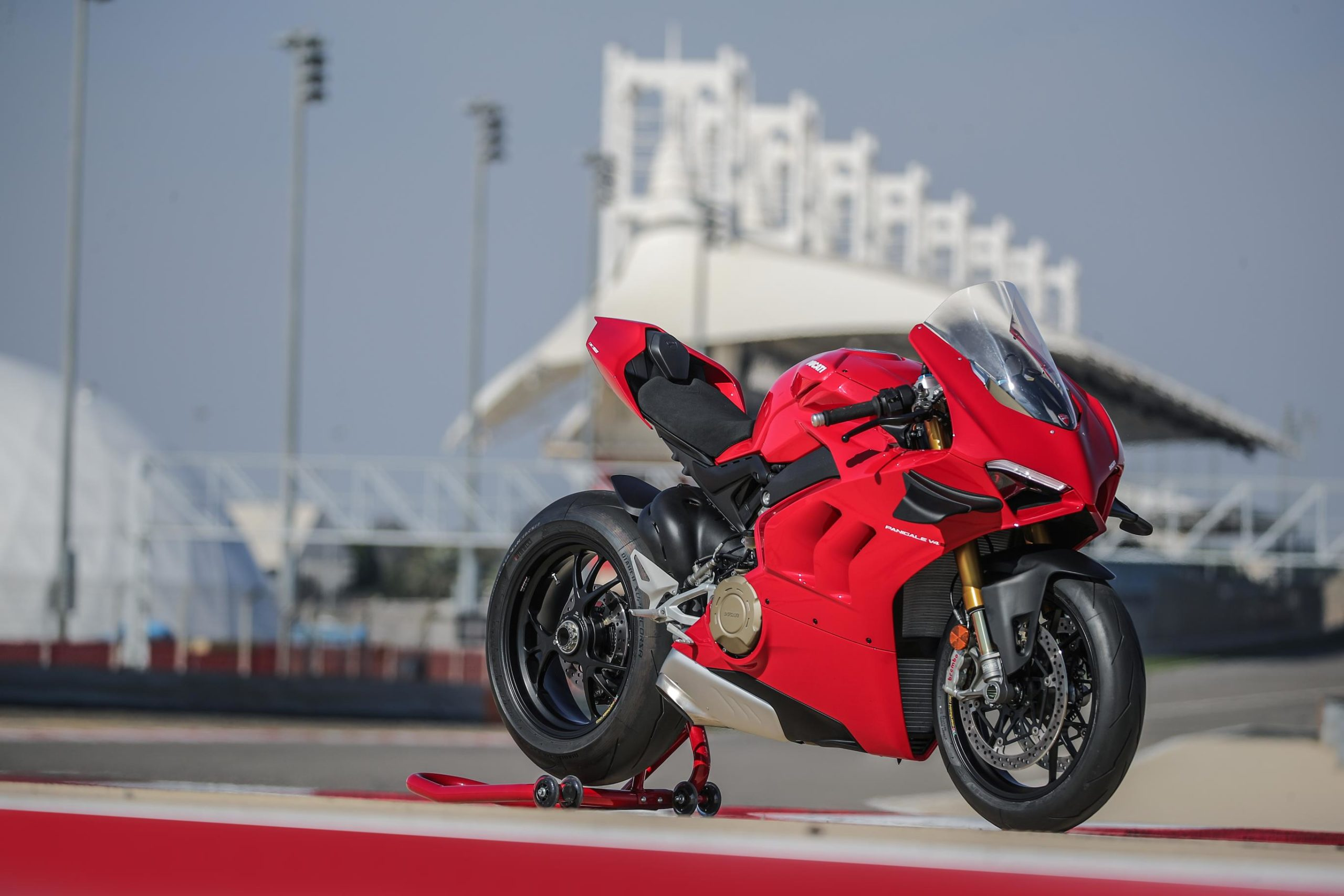 The new Ducati Panigale V4 MY 2020