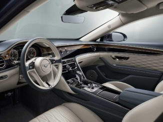 Flying Spur Handcrafted Interior