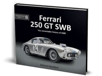 Ferrari 250 GT Book Cover