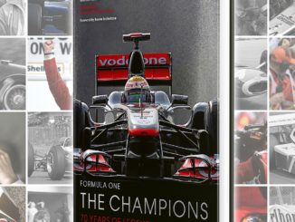Formula One: The Champions Main Book Cover