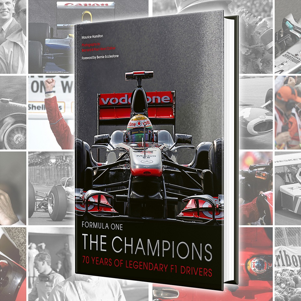 Formula One: The Champions - 70 Years of Legendary F1 ...