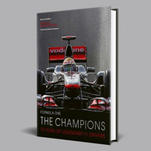 Formula One The Champions Book Image