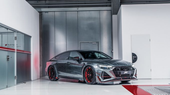 Limited-edition ABT RS7-R