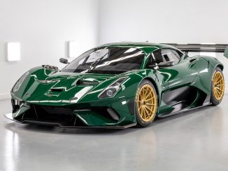 Brabham BT62 Competition