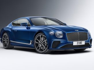 Styling Specification on Bentley Continental GT