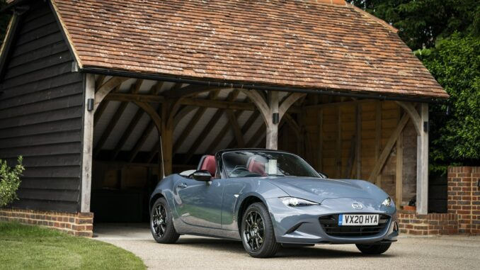 New Mazda MX-5 R-Sport Special Edition