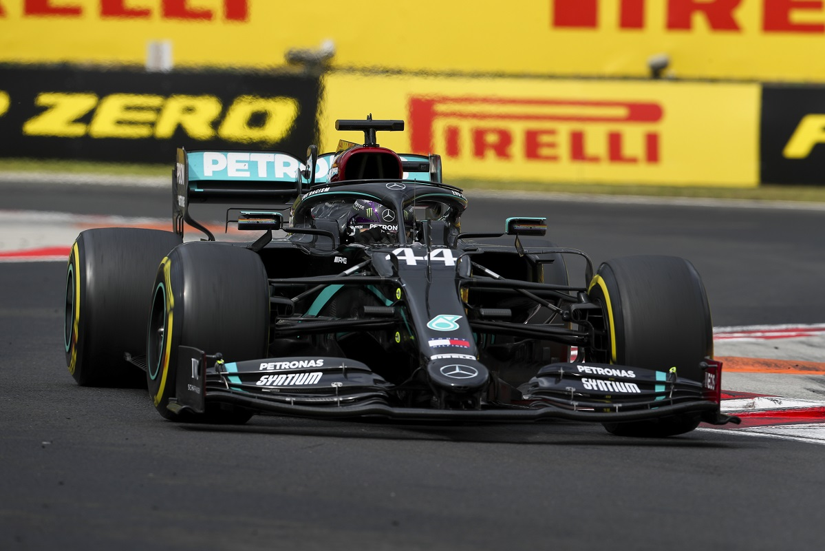 Lewis Hamilton wins the 2020 Hungarian Grand Prix