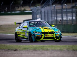 BMW M4 GT4 at Imola