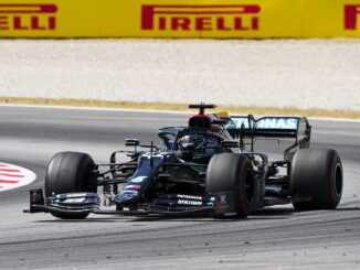 Lewis Hamilton wins the 2020 Spanish Grand Prix