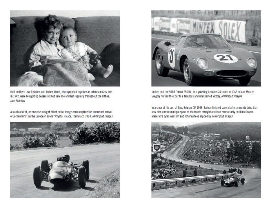 Jochen Rindt - the early years