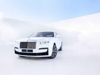 All-new Rolls-Royce Ghost
