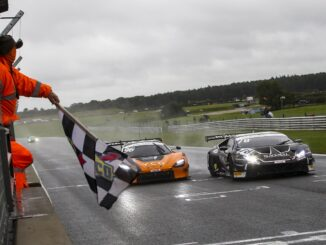 Penultimate rounds of 2020 British GT Championship