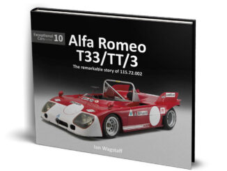 Alfa Romeo T33/TT/3 Book Cover