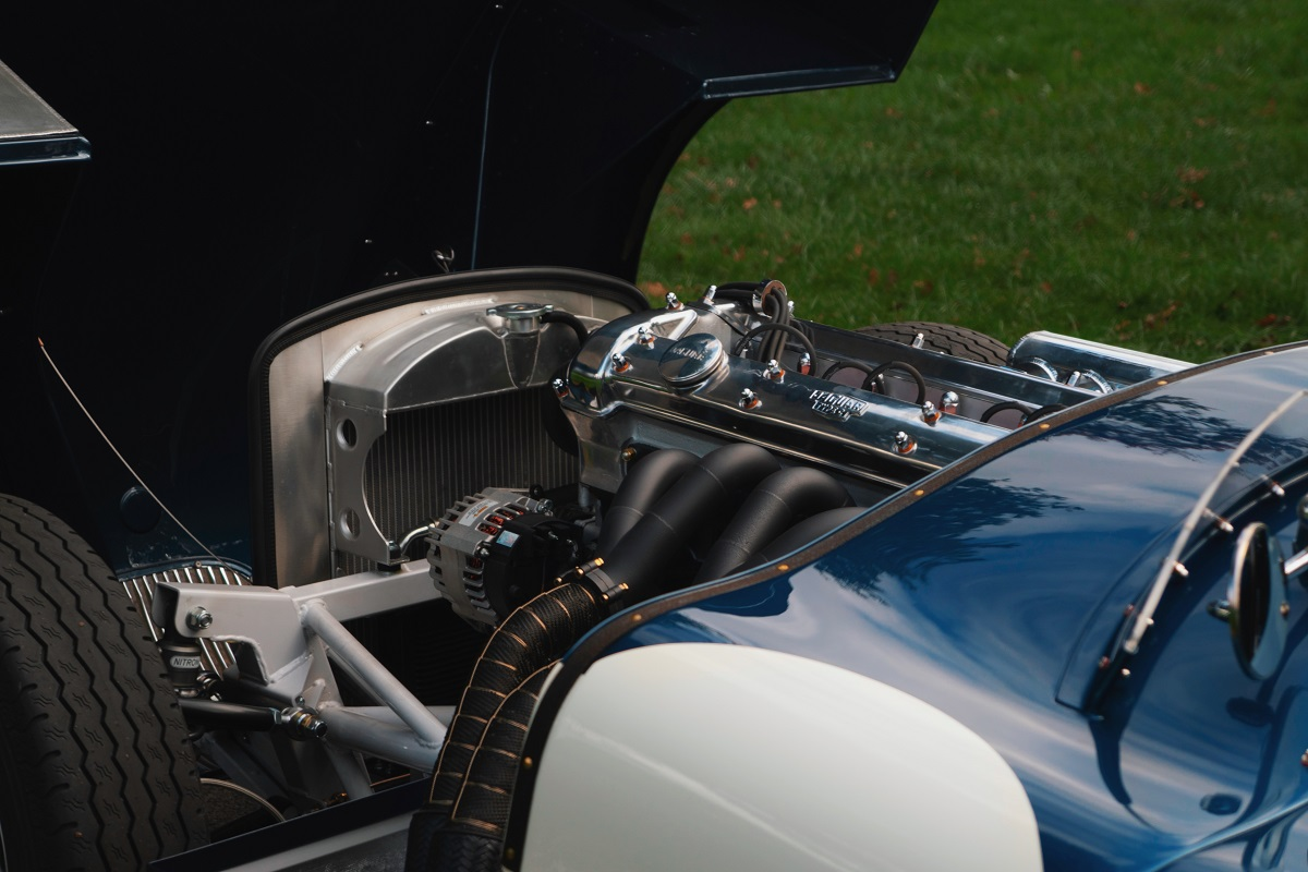 Jaguar straight-six XK engine