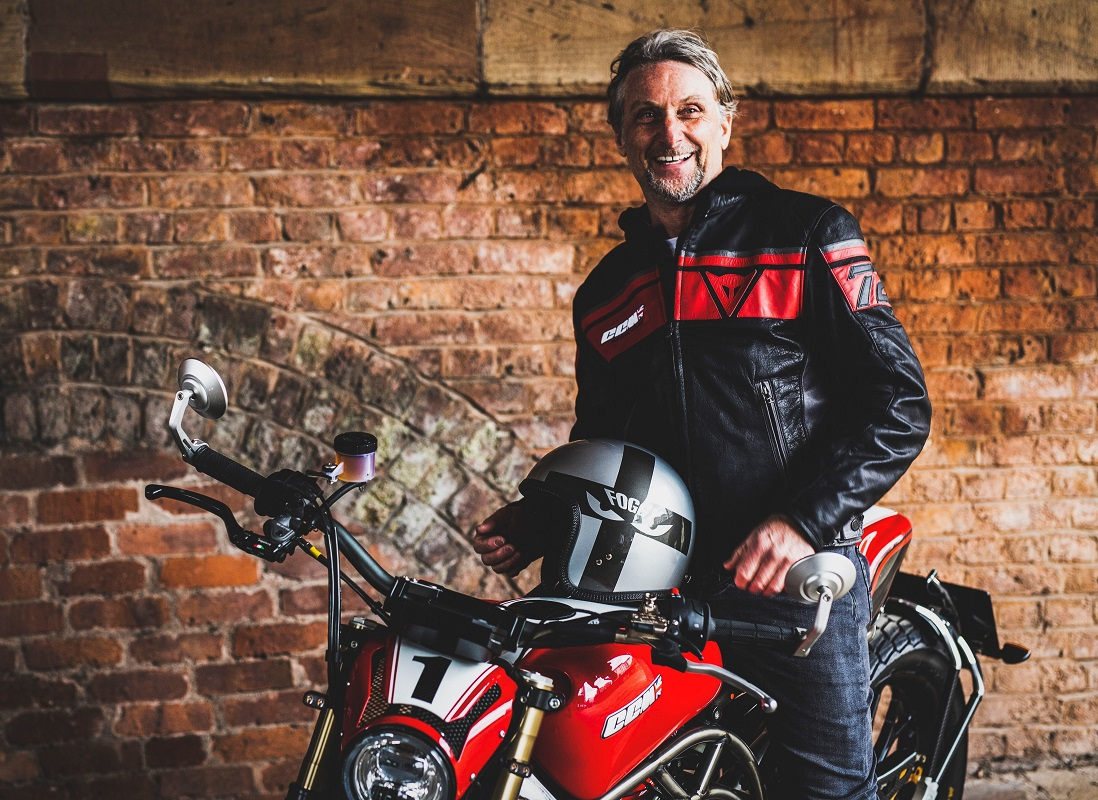 Carl Fogarty today