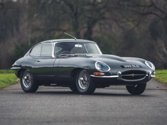 1961 Series 1 Jaguar E-Type