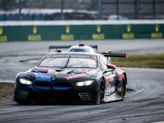 #24 MOTUL BMW M8 GTE at Daytona