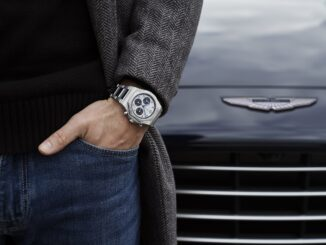 Aston Martin watch partnership with Girard-Perregaux