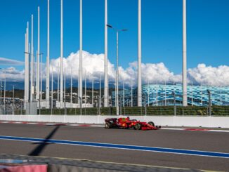 Sochi Autodrom in the Olympic Park